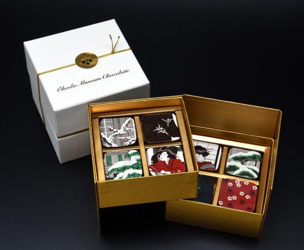 okada-museum-chocolate%e3%80%8e%e6%ad%8c%e9%ba%bf%e3%83%bb%e6%b7%b1%e5%b7%9d%e3%81%ae%e9%9b%aa%e3%80%8f